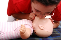 Red Cross First Aid and CPR instructor course at www.prioritycare.ca